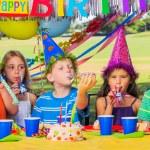 Kids Birthday Party — Stock Photo #31190493