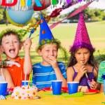 Kids Birthday Party — Stock Photo #31190555