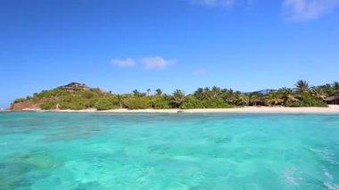 Beautiful tropical sea — Stock Video