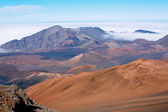 Haleakala Volcano Crater  — Stock Photo