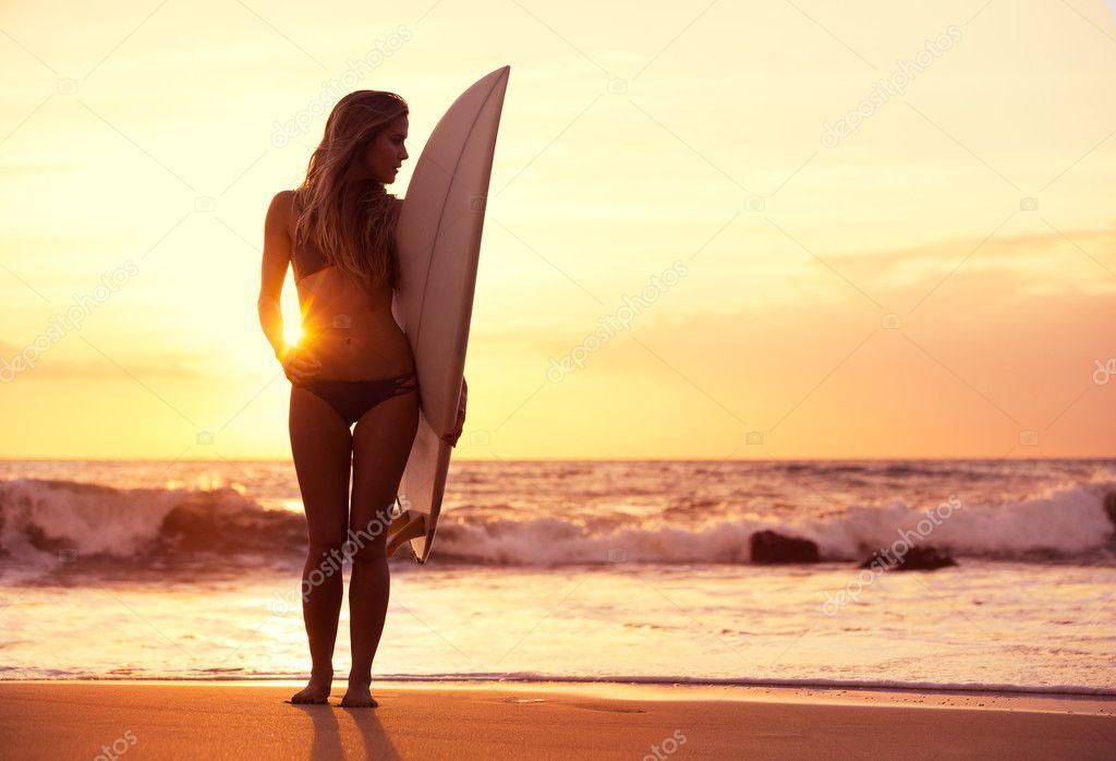 photos of single girls on the beach № 155126