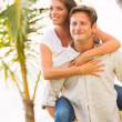 Happy young couple — Stock Photo #47044103