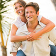 Happy young couple — Stock Photo #47044135