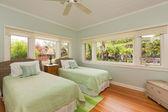 Cozy Bedroom — Stock Photo