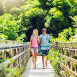 Couple hiking — Stock Photo #50499239