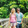 Couple hiking — Stock Photo #50499269