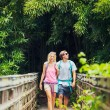 Couple hiking — Stock Photo #50499271