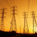 Electric Powerlines — Stock Photo #8818724