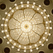 BEAUTIFUL CHANDELIER — Stock Photo #17671993