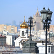 Stock Photo: OLD MOSCOW.