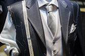 Handmade suit — Stockfoto