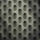 Steel grate — Stock Vector