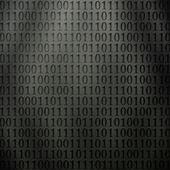 Binary code — Stock Vector