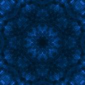 Blauw oog — Stockvector