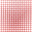 Stock Vector: Pink polka
