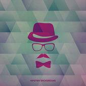 Hipster bg — Stockvektor