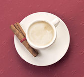 Gwiazda kawy — Zdjęcie stockowe