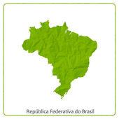 Do brasil — Stock Vector