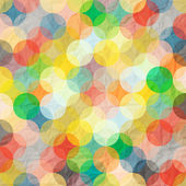 Colorful circles — Stockvector