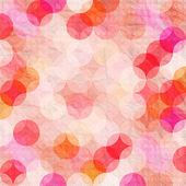 Magic pink — Stock Vector