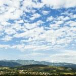 Mountain sky — Stock Photo #50242947