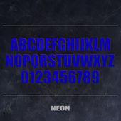 Neon — Stock Vector
