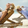 On the beach — Stock Photo #38745111