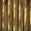 Wooden beams. - Stock Photo