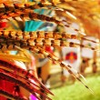 Colorful feathers - Stock Photo