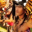 Native American man — Photo