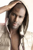 Modelo masculino — Foto Stock