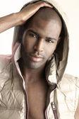 Mužský model — Stock fotografie
