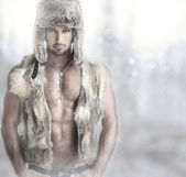 Fashion male — Stock Photo