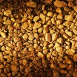 Background of pebbles — Foto de Stock