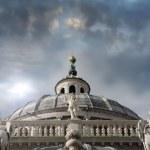 Italian dome — Stock Photo