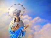 Blessed Virgin Mary — Stock Photo