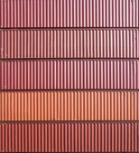 Shipping container seen — Stock Photo