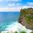 View of PurUluwatu temple, Bali, Indonesia — Stock Photo #13067411