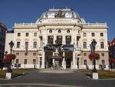 National Theatre in Bratislava - Slovakia — Stock Photo