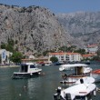 Harbour omis in crotia - river retina — Stock Photo #31499749
