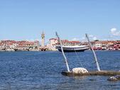 Umag, Istria, Croatia — Stock Photo