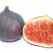 Ripe fig fruits — Stock Photo