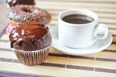 Tasty breakfast — Stock Photo