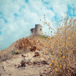 Genoese fortress — Stock Photo #33950869