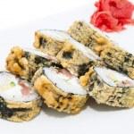sushi giapponese — Foto Stock