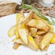 Stock Photo: Fried potatoes