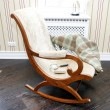 Stock Photo: Rocking chair