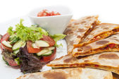 Food of Mexican cuisine — Stock Photo