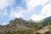 山在乌克兰克里米亚 — 图库照片