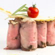 meat rolls — Stock Photo